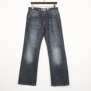 INC Barcelona Relaxed Fit Straight Leg Jean 30/30